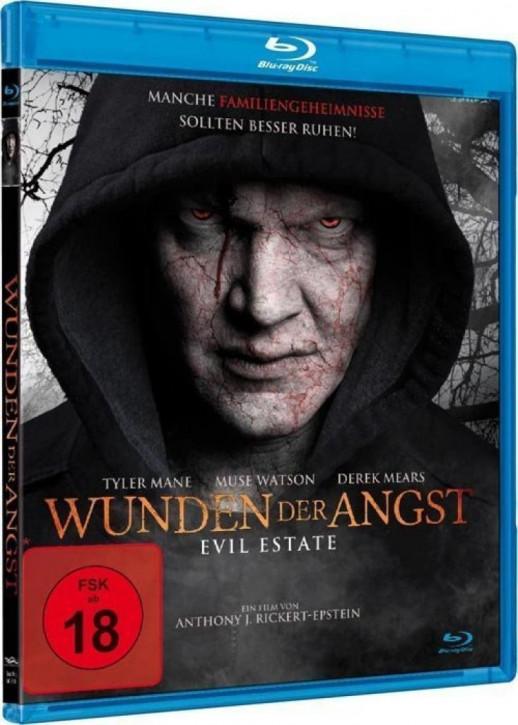 Wunden der Angst [Blu-ray]