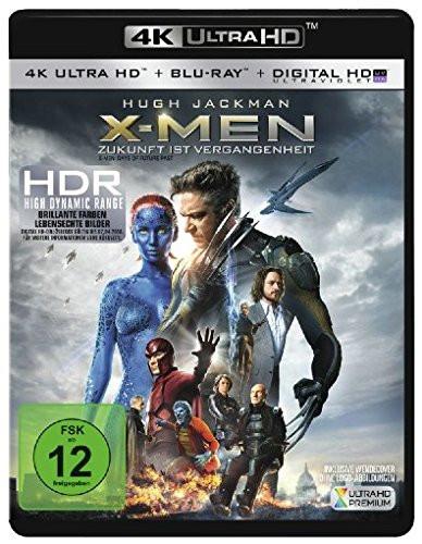 X-Men - Zukunft ist Vergangenheit [4K UHD Blu-ray]