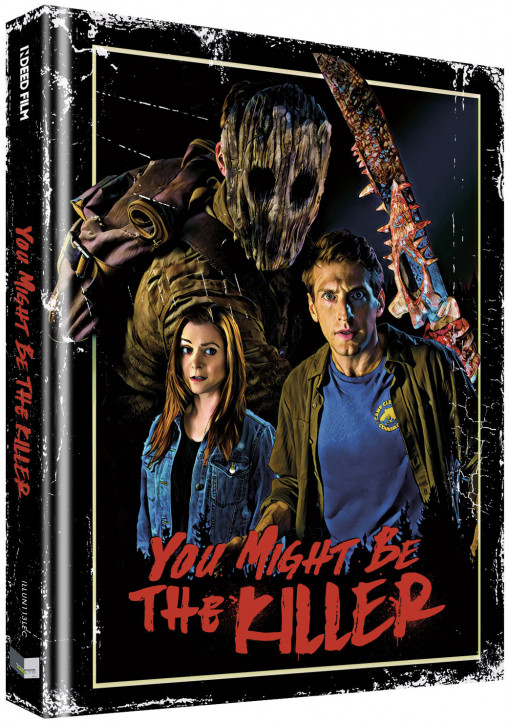 You Might Be The Killer - Limited Collectors Edition - Cover C [Blu-ray+DVD]