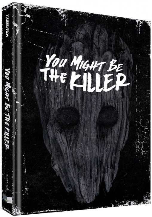 You Might Be The Killer - Limited Collectors Edition - Cover E [Blu-ray+DVD]