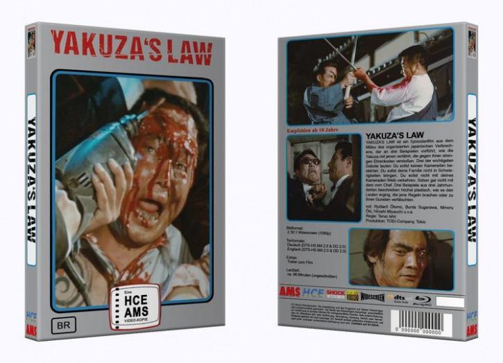 Yakuza´s Law - Große Hartbox [Blu-ray]