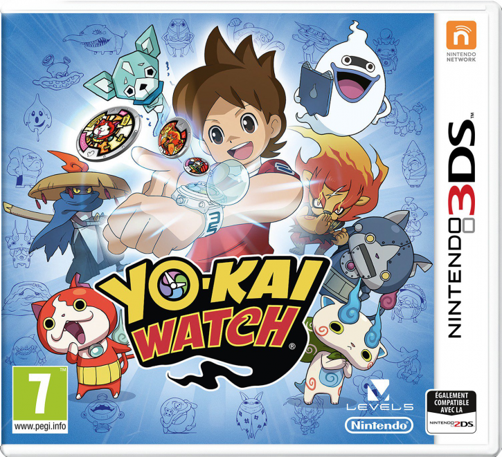 Yo-Kai Watch [N3DS]