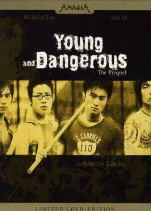 Young & Dangerous - Limited Gold-Edition im Schuber [DVD]