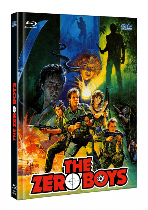 Zero Boys - Limited Collector's Edition  [Blu-ray+DVD]