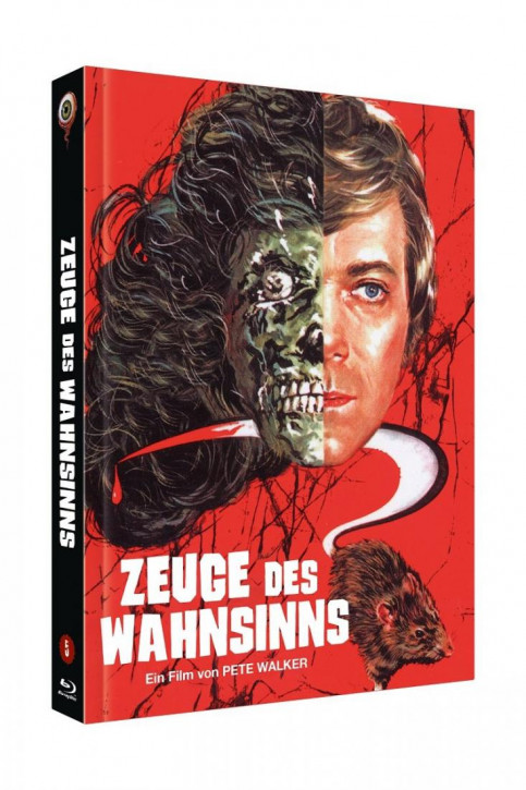 Zeuge des Wahnsinns - Limited Collectors Edition Cover A [Blu-ray+DVD]