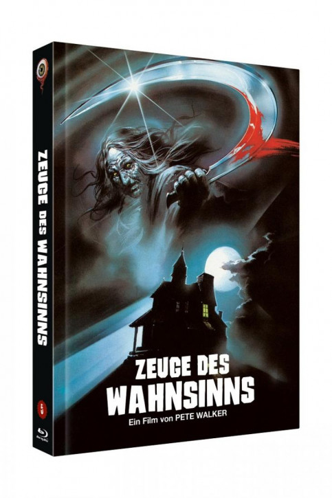 Zeuge des Wahnsinns - Limited Collectors Edition Cover B [Blu-ray+DVD]