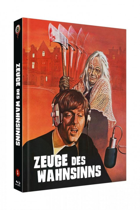 Zeuge des Wahnsinns - Limited Collectors Edition Cover C [Blu-ray+DVD]
