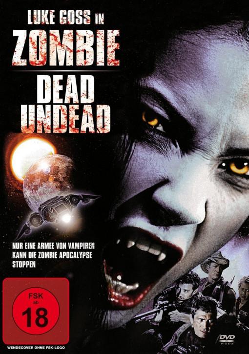 Zombie - Dead/Undead - [DVD]