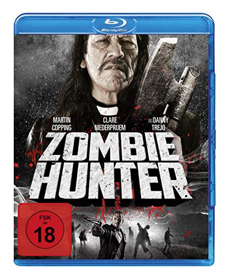 Zombie Hunter [Blu-ray]