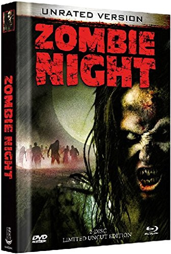 Zombie Night - Limited Mediabook Edition - Cover A [Blu-ray+DVD]