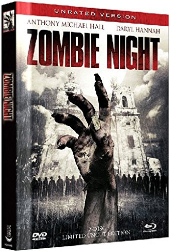 Zombie Night - Limited Mediabook Edition - Cover B [Blu-ray+DVD]