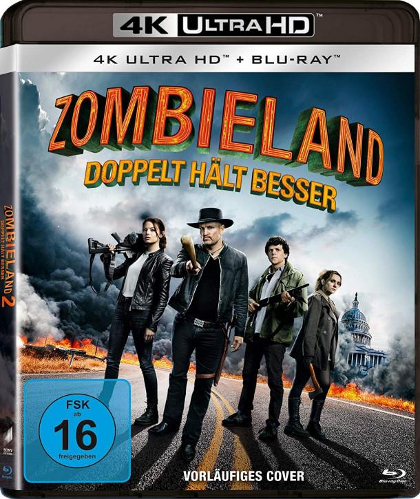 Zombieland: Doppelt hält besser [4K Ultra HD]