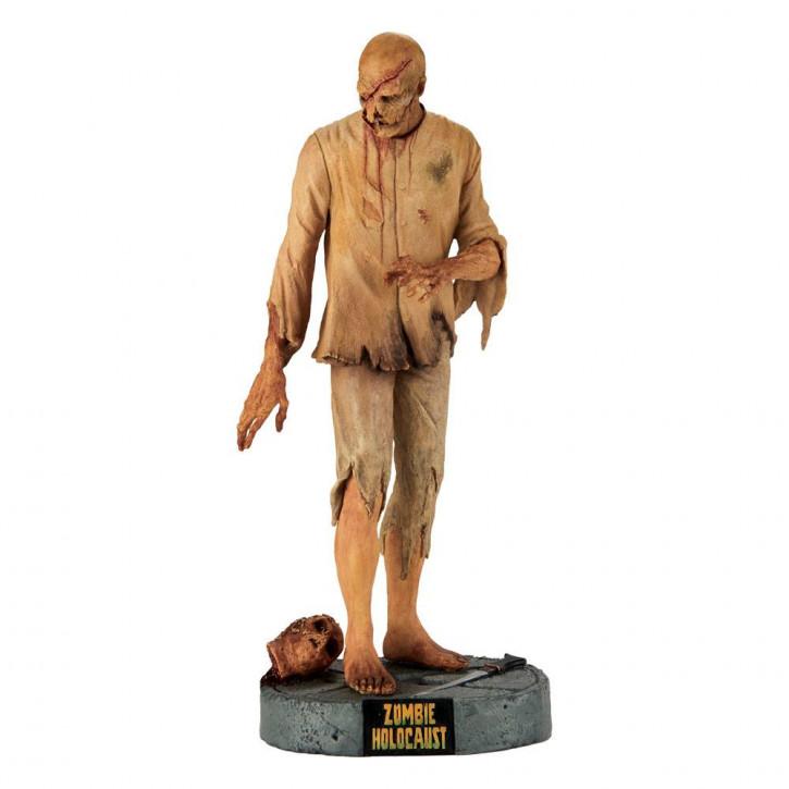 Zombies unter Kannibalen - Statue - Poster Zombie