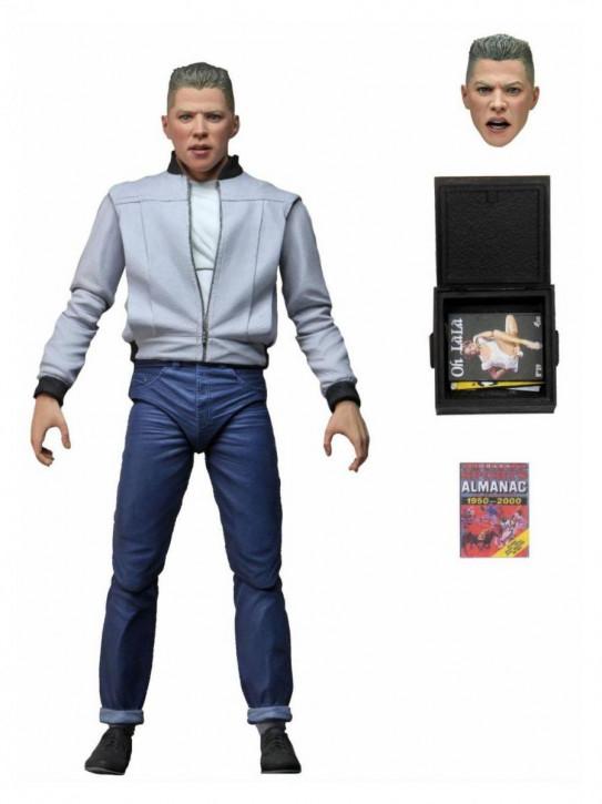 Zurück in die Zukunft - Actionfigur Ultimate - Biff Tannen