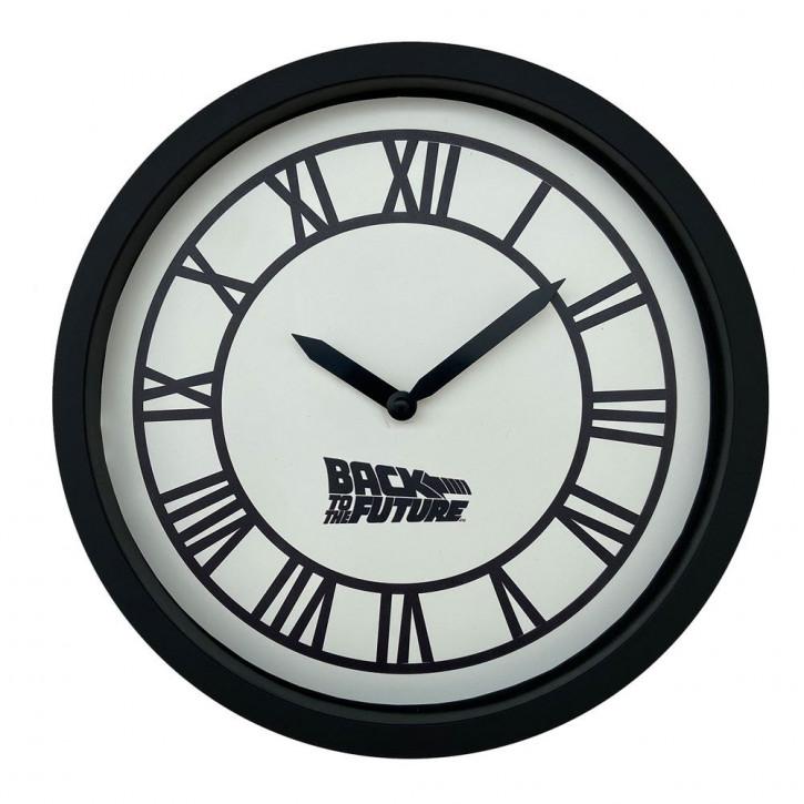 Zurück in die Zukunft - Wanduhr - Hill Valley Clock Tower