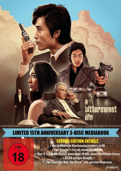 A Bittersweet Life - Mediabook [Blu-ray+DVD]