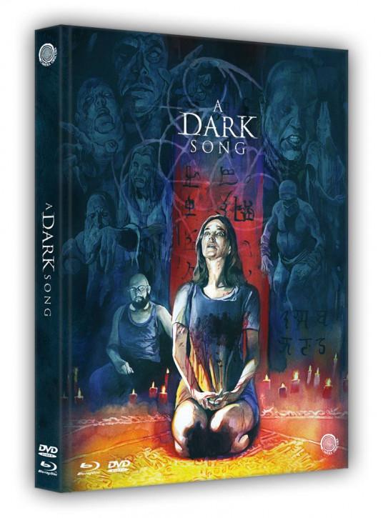 A Dark Song - Limited Mediabook Edition [Blu-ray+DVD]
