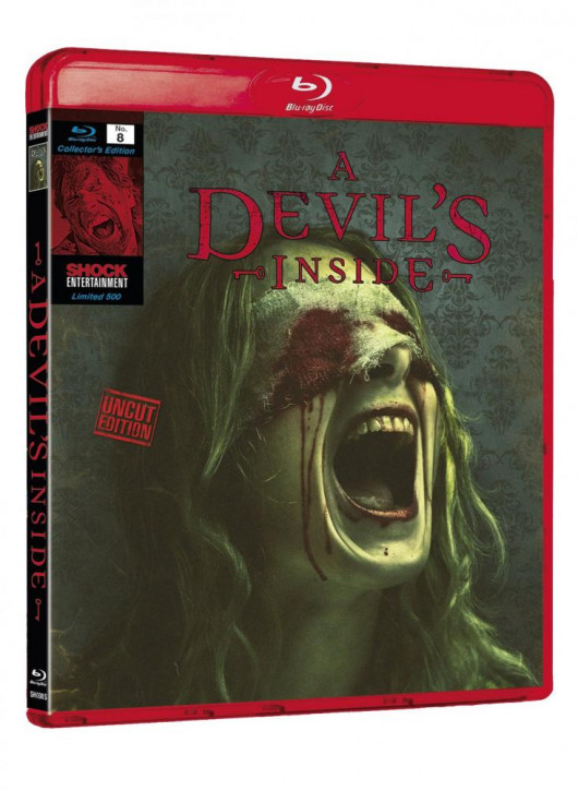 A Devils Inside  - Collectors Edition Nr. 8 (Uncut) [Blu-ray]