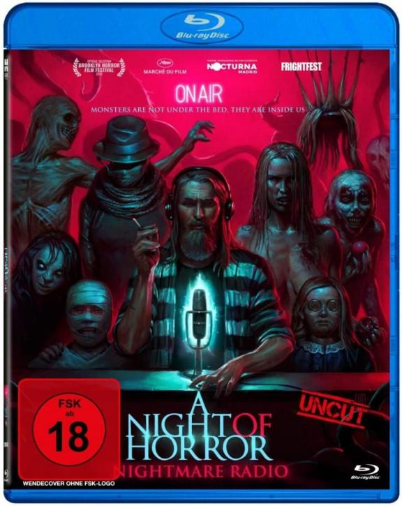 A Night Of Horror - Nightmare Radio [Blu-ray]