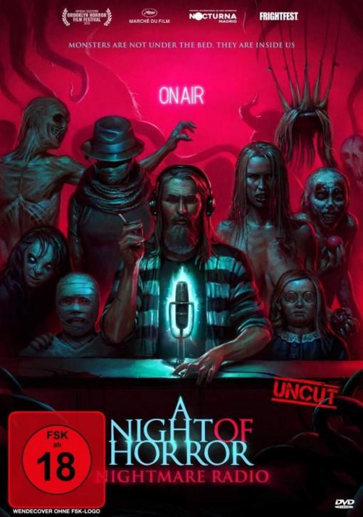 A Night Of Horror - Nightmare Radio [DVD]