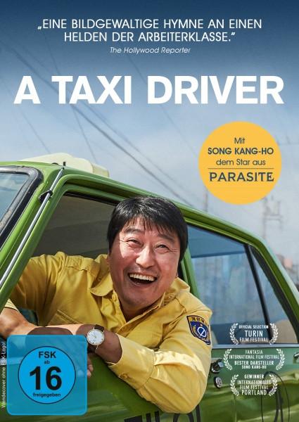 A Taxi Driver [DVD]