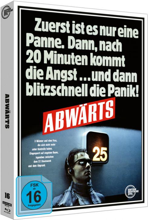 Abwärts - Edition Deutsche Vita # 16 - Cover A [4K UHD+Blu-ray]