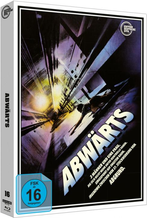 Abwärts - Edition Deutsche Vita # 16 - Cover B [4K UHD+Blu-ray]