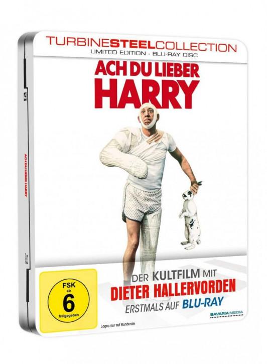 Ach du lieber Harry (Turbine Steel Collection) [Blu-ray]