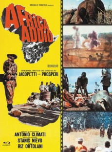Africa Addio - Eurocult Collection #043 - Mediabook - Cover C [Blu-ray+DVD]