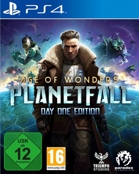 Age of Wonders: Planetfall Day One Edition [PS4]