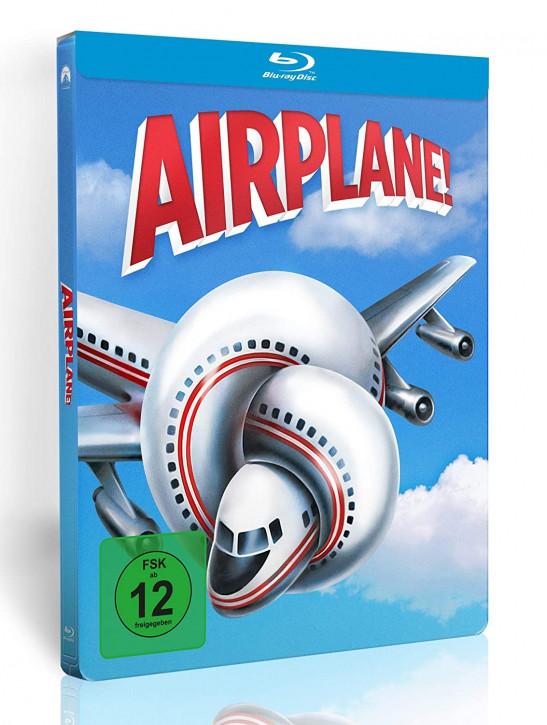 Airplane! - Die Unglaubliche Reise in einem verrückten Flugzeug (Steelbook) [Blu-ray]