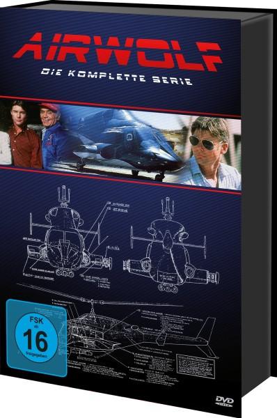 Airwolf - Die komplette Serie [DVD]