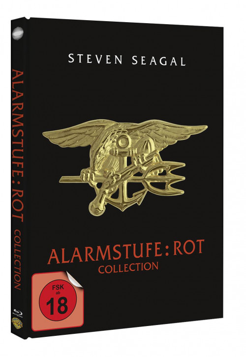Alarmstufe: Rot Collection - Limited Mediabook Edition - Cover Schwarz [Blu-ray]