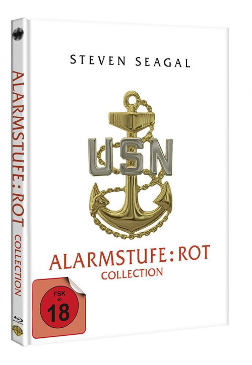 Alarmstufe: Rot Collection - Limited Mediabook Edition - Cover Weiss [Blu-ray]