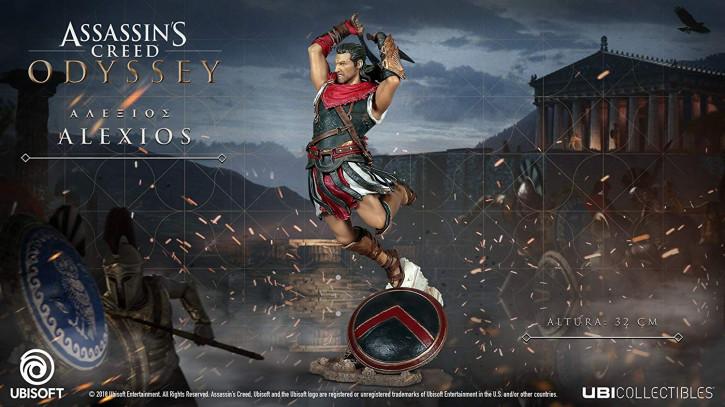 Assassin's Creed Odyssey - Alexios Figur