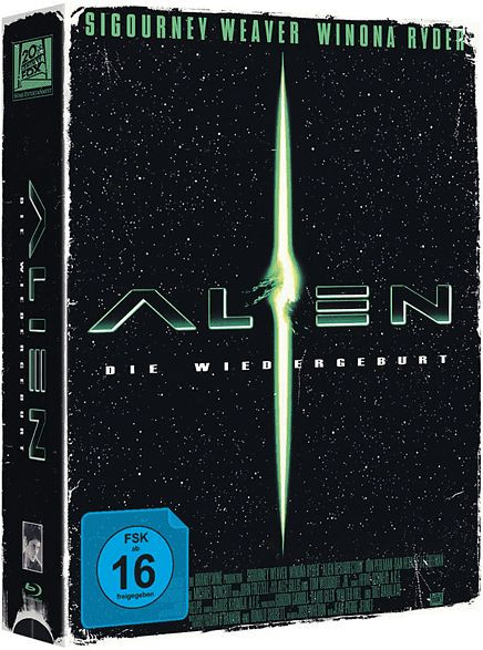 Alien Die Wiedergeburt - Tape Edition [Blu-ray]