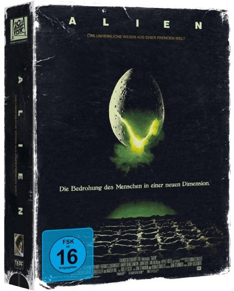 Alien - Tape Edition [Blu-ray]