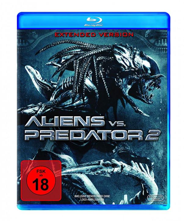 Aliens vs. Predator 2 [Blu-ray]