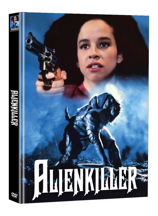 Alienkiller - Limited Mediabook Edition - Cover A (Super Spooky Stories #157) [DVD]