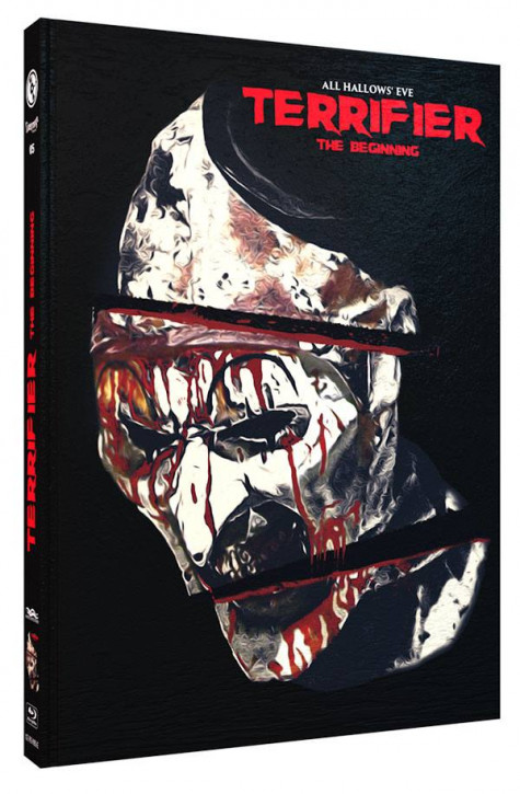 Terrifier - The Beginning - Limited Mediabook Edition - Cover E [Blu-ray]