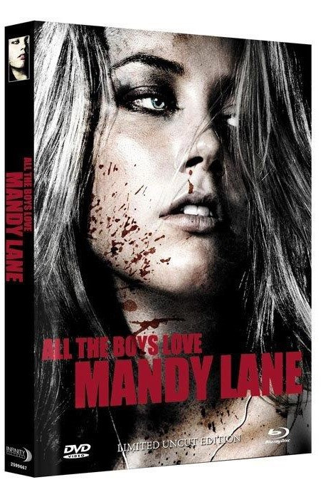 All the Boys Love Mandy Lane - Limited Mediabook Edition - Cover A [Blu-ray+DVD]