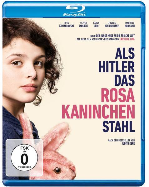 Als Hitler das rosa Kaninchen stahl [Blu-ray]