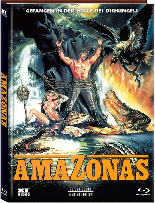 Amazonas - Mediabook [Blu-ray+DVD]