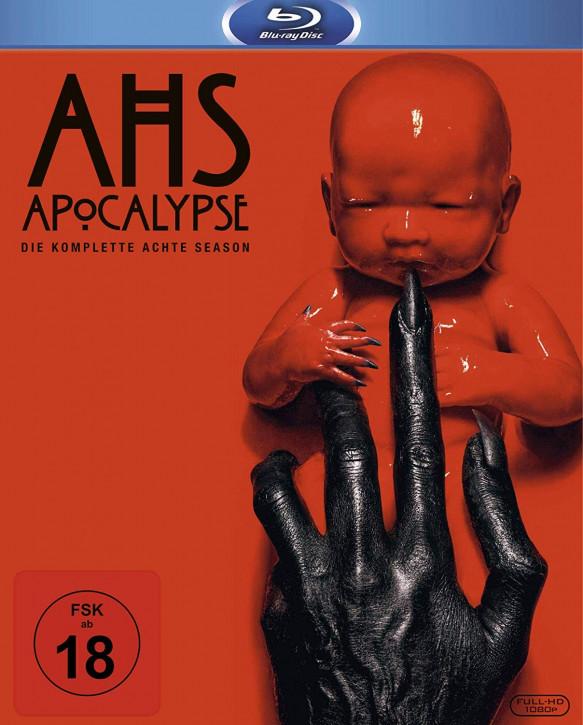 American Horror Story - Staffel 8: Apocalypse [Blu-ray]