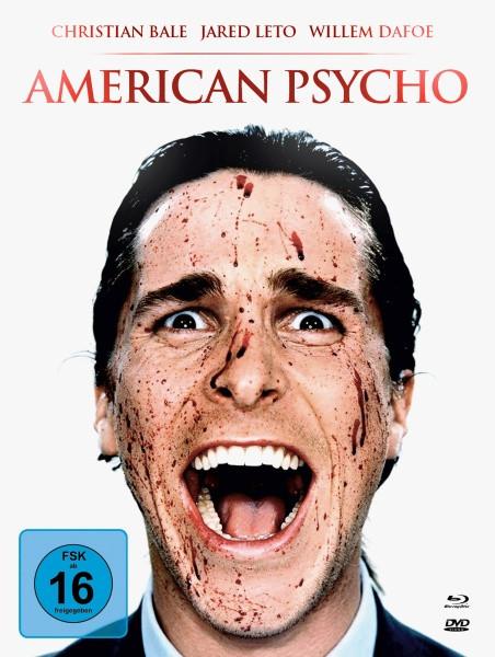 American Psycho - Limited Mediabook Edition [Blu-ray+DVD]