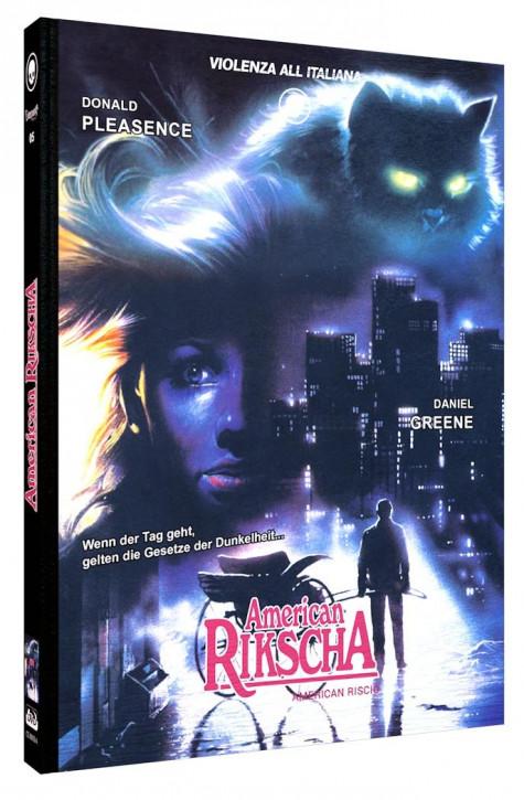 American Rikscha - Mediabook - Cover A [Blu-ray+DVD]