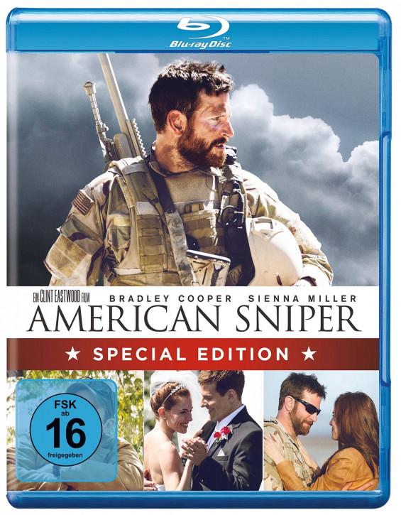 American Sniper [Blu-ray]