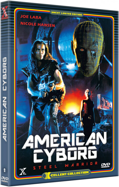 American Cyborg - X-Cellent Collection #02 - kleine Hartbox [DVD]