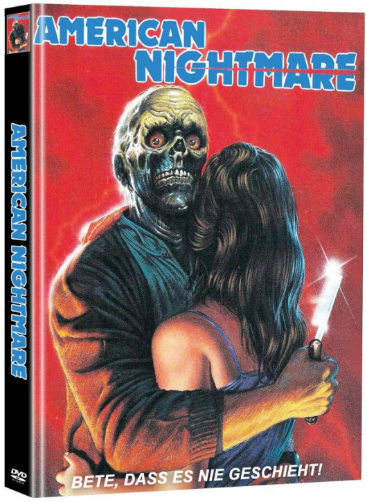 American Nightmare - Limited Mediabook Edition (Super Spooky Stories #36) [DVD]