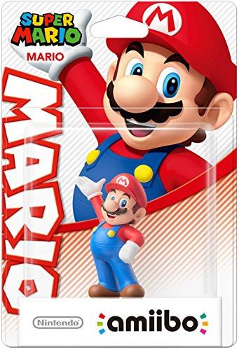 amiibo - Super Mario - Mario